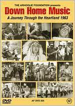 Down Home Music: A Journey Through the Heartland 1963