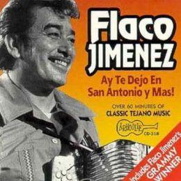 Ay Te Dejo en San Antonio y Mas!