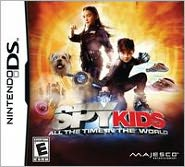 Spy Kids All the Time in the World DS