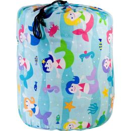 Wildkin 17081 Olive Kids Mermaids Sleeping Bag