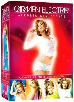 Aerobic Striptease Box Set