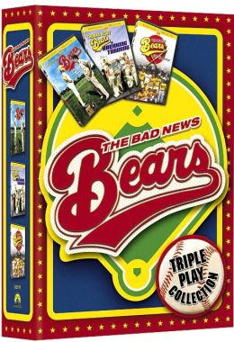 The Bad News Bears Triple Play Three Pack