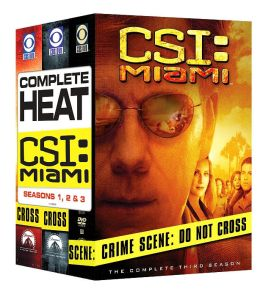 Csi: Miami - Three Season Pack