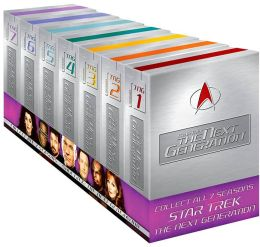 Star Trek Next Generation: 7 Season Gift Box