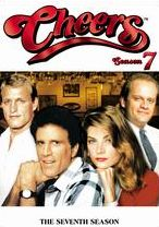Cheers: Complete Seventh Season