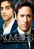 Video/DVD. Title: Numb3rs: the Complete Second Season