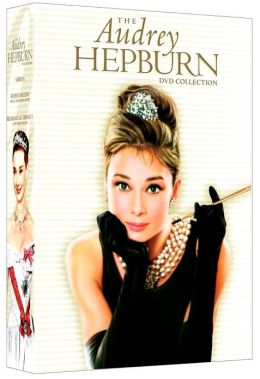 Audrey Hepburn Collection: Sabrina/Roman Holiday/Breakfast at Tiffany's
