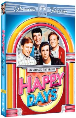 Happy Days - Complete First Season
