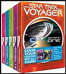 Star Trek Voyager: Seasons 1-5