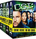 Csi: Crime Scene Investigation - Seasons 1-4