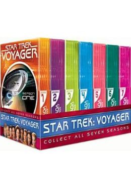 Star Trek Voyager: Seasons 1-7