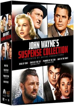 John Wayne's Suspense Collection