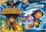 Dora the Explorer: Dora's Halloween/Go Diego Go!: Diego's Halloween
