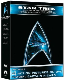 Star Trek: the Next Generation Motion Picture Coll