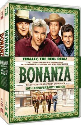 Bonanza - Official First Season, Vols. 1 & 2