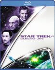 Video/DVD. Title: Star Trek Generations