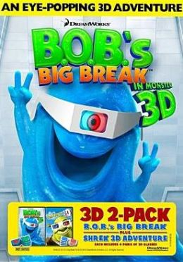 B.O.B.'s Big Break/Shrek 3d