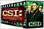 Csi: Crime Scene Investigation - Seasons 1-10