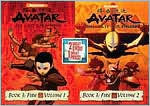 Avatar, the Last Airbender - Book 3: Fire, Volumes 1 & 2