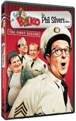 Sgt. Bilko - the Phil Silvers Show: the First Season
