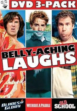 Belly-Aching Laughs 3-Film Box Set
