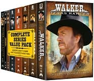 Walker Texas Ranger: Complete Series Pack