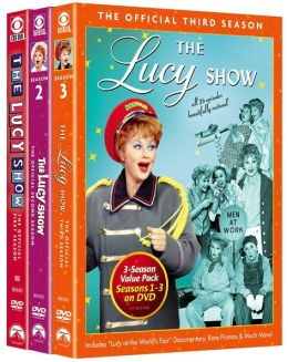 Lucy Show: the Official Seasons 1-3