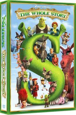 Shrek: The Whole Story