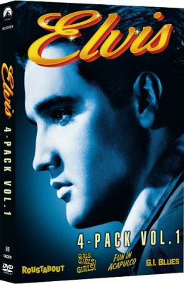 Elvis: 4-Pack, Vol. 1