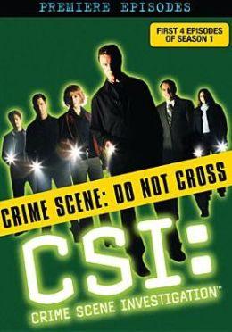 Csi: Complete First Season Disc 1