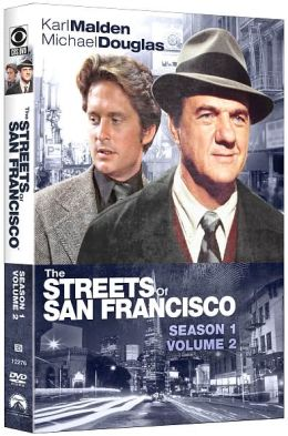 Streets of San Francisco - Season 1, Vol. 2