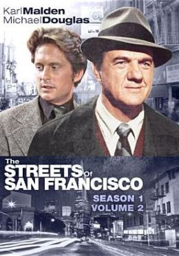 Streets of San Francisco: Season 1, Vol. 2