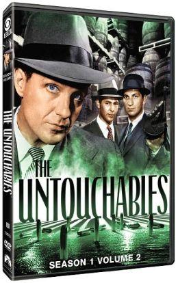 The Untouchables - Season 1, Vol. 2