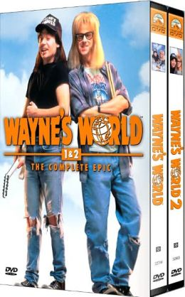 Wayne's World 1 & 2: Complete Epic