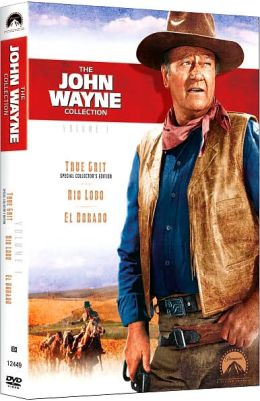 The John Wayne Collection, Volume 1