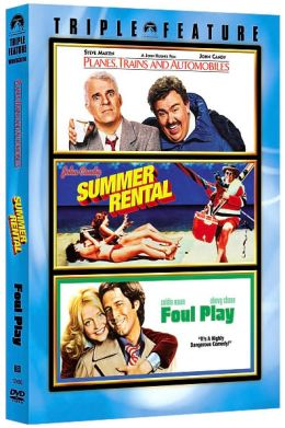Planes, Trains and Automobiles & Summer Rental & Foul Play
