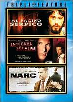 Serpico & Narc & Internal Affairs