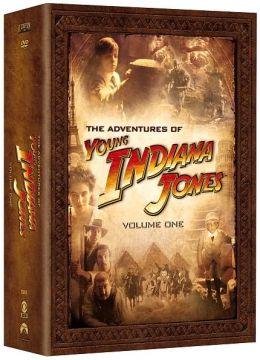 The Adventures of Young Indiana Jones, Vol. 1
