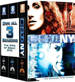 Csi: Ny - Seasons 1-3