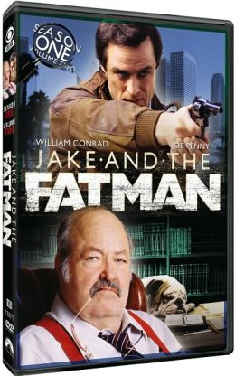 Jake & The Fatman - Season 1, Vol. 2