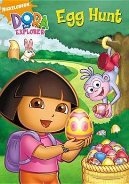 Dora the Explorer - Egg Hunt