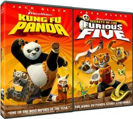 Kung Fu Panda & Secrets of the Furious Five