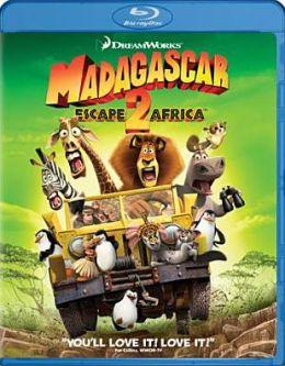 Madagascar: Escape 2 Africa / (Ws Dub Sub Ac3 Dol)