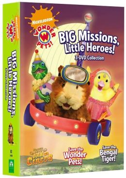 The Wonder Pets - Big Missions Little Heroes Collection