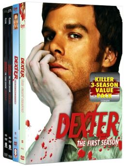Dexter: Three Season Pack