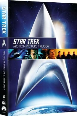 Star Trek - The Motion Picture Trilogy