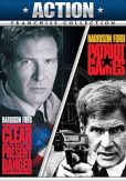 Video/DVD. Title: Clear and Present Danger/Patriot Games