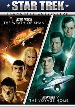 Star Trek Ii: the Wrath of Khan/Star Trek Iv: the Voyage Home