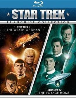 Star Trek Ii/Star Trek Iv