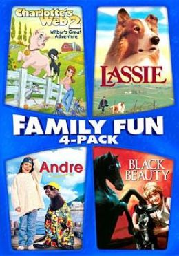 Family Fun 4-Pack